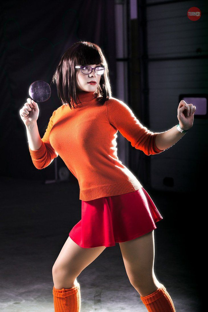 Apologise, would Scooby doo velma naked cosplay amusing