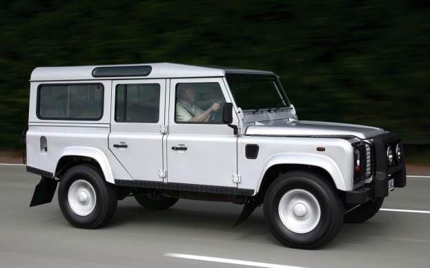 Range Rover Defender,