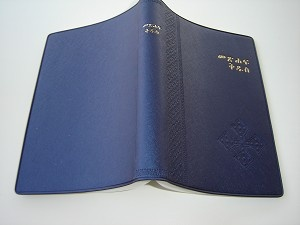 Amharic Bible Blue R032PL / The Bible in Amharic from Ethiopia
