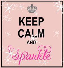Keep Calm and Sparkle | EasyWayApartments