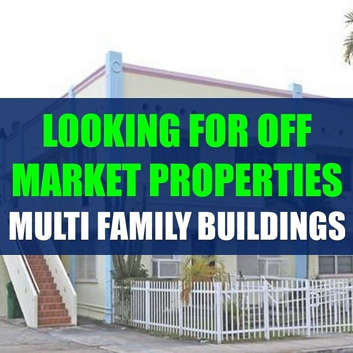 I am working with an experienced group of investors who are looking for Multi Family buildings between 4 and 20 units in the Little Havana and Allapattah areas.  Properties may be distressed properties needing extensive repairs. Please contact me through Direct Message or Email found in my bio.    #realestate #home #miami #diy #interiordesign #forsale #miamibeach #southbeach #construction #architect #southflorida #realtor #architecture #aventura #investment #luxuryhomes #wynwood…