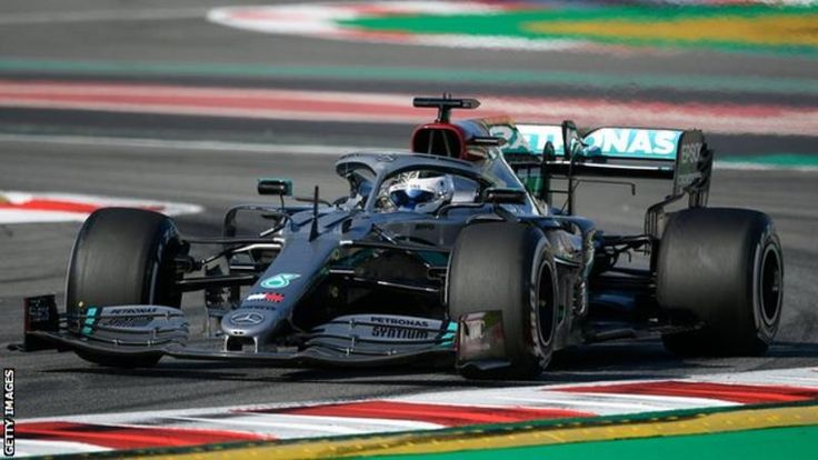 F1's new cars gallery in 2020 | New cars. F1 news. Bbc sport