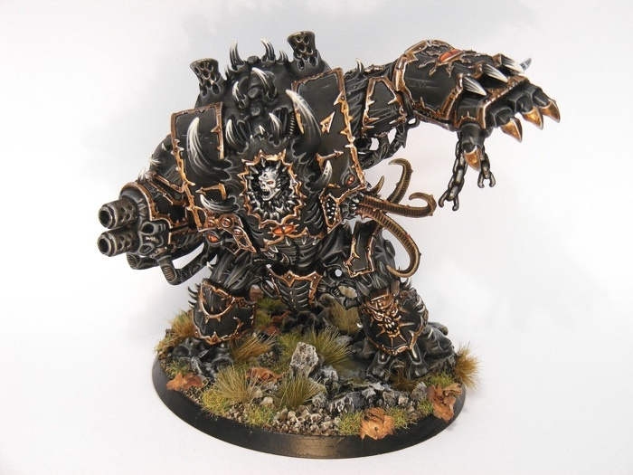 Chaos Black Legion Hellbrute   Games Workshop   Pinterest ...