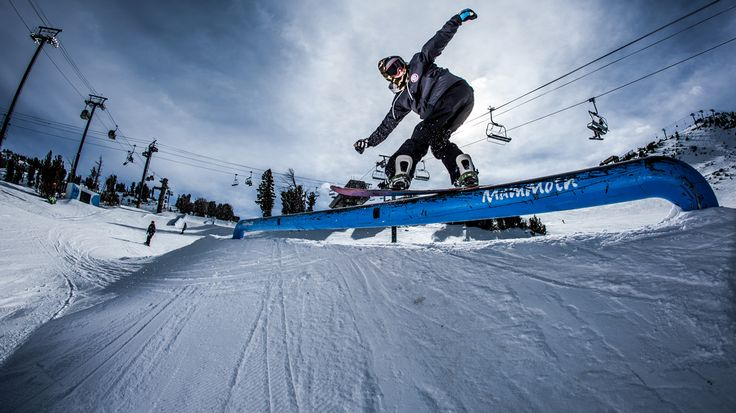 Mammoth Mountain presents Hot Laps 2015 : Episode 1