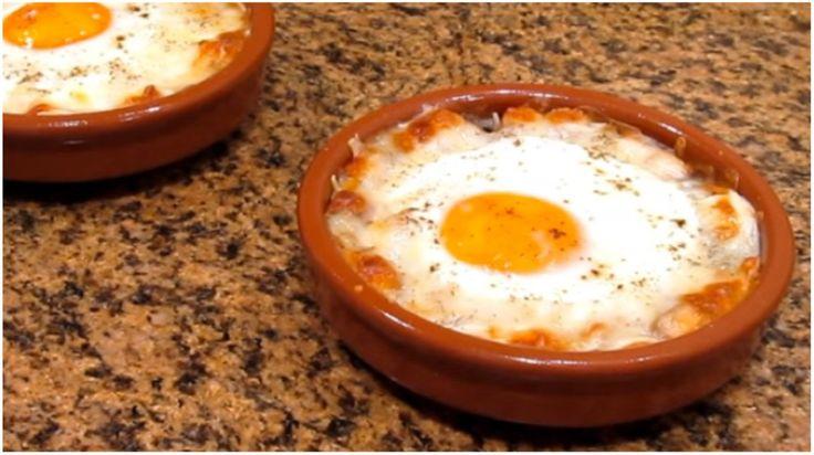 Aprende a cocinar los famosos 'huevos Napoleón' y date un pequeño capricho