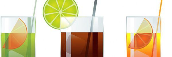 Tons of Mocktail recipes including the Provo Mimosa, Mr. Darcy, and Orem Splendor...ha ha!