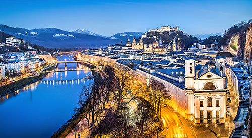 Experience all-inclusive luxury on a Europe river cruise with Scenic. Discover the beautiful European waterways cruising on a 5-star Scenic Space-Ship.