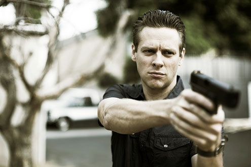 Justified - Jacob Pitts as Tim Gutterson