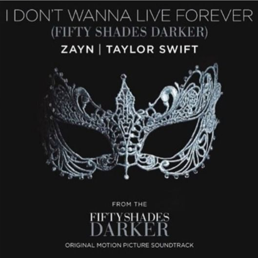 Taylor Swift and Zayn Malik Release a Brand-New Song Together for the Fifty Shades Darker Soundtrac  taylor swift new single | Taylor Swift and Zayn Go Fifty Shades Darker With New Single