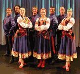 Танцевальный еврейский костюм