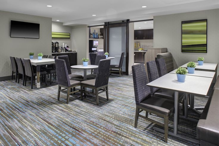 Residence Inn Dallas Allen Fairview Seating Area Enjoy