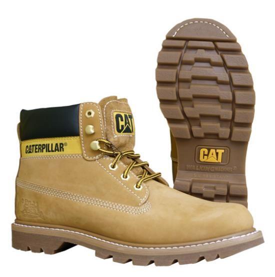 Каталог обувь caterpiller