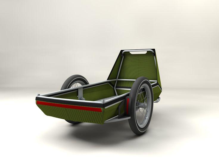 <!--:de-->Croozer bike trailer<!--:--><!--:en-->Croozer bike trailer<!--:-->