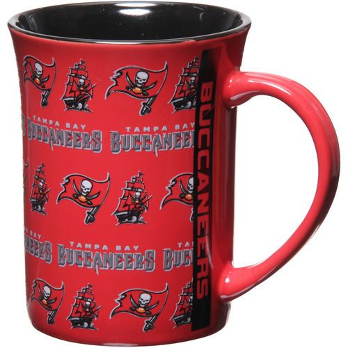 Tampa Bay Buccaneers Red 15oz. Line Up Mug