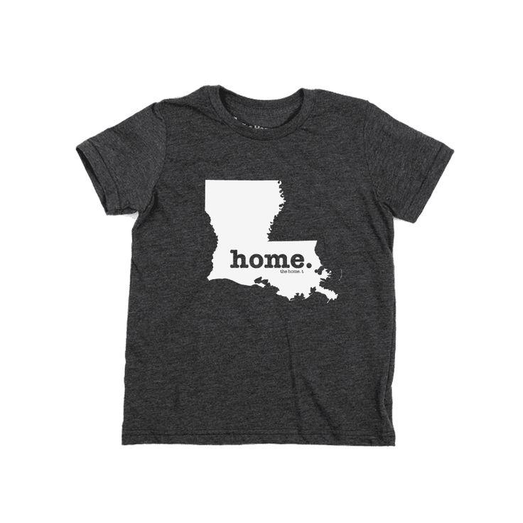 Louisiana Home Kids T