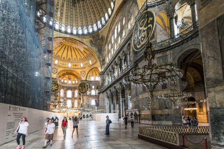 Hagia Sophia, Istanbul - August 2016