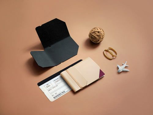 [VIDEO] Nothing Fancy: A Minimalist Wallet Solution by Chieh Ting Huang in style fashion  Category