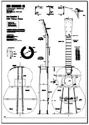 11 Free Guitar Plans, 20 Guitar Building Jigs and 35 More Resources for Newbie Luthiers |
