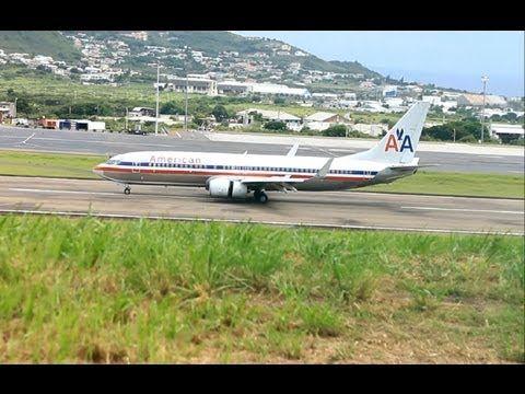 St Kitts Robert L. Bradshaw airport