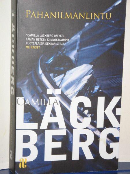 Camilla Läckberg: Pahanilmanlintu