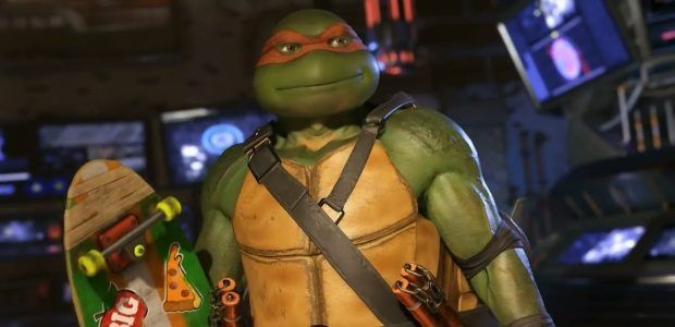 Injustice 2 Saves Its Best Dlc For Last With Ninja Turtles Ninja Turtles Ninja Turtles 2 Turtle