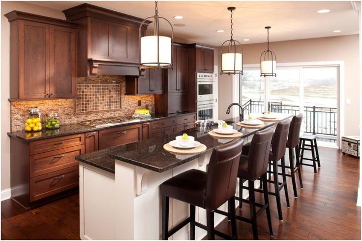 Dura Supreme Cabinetry kitchen design by Ispiri. | Kitchen ...