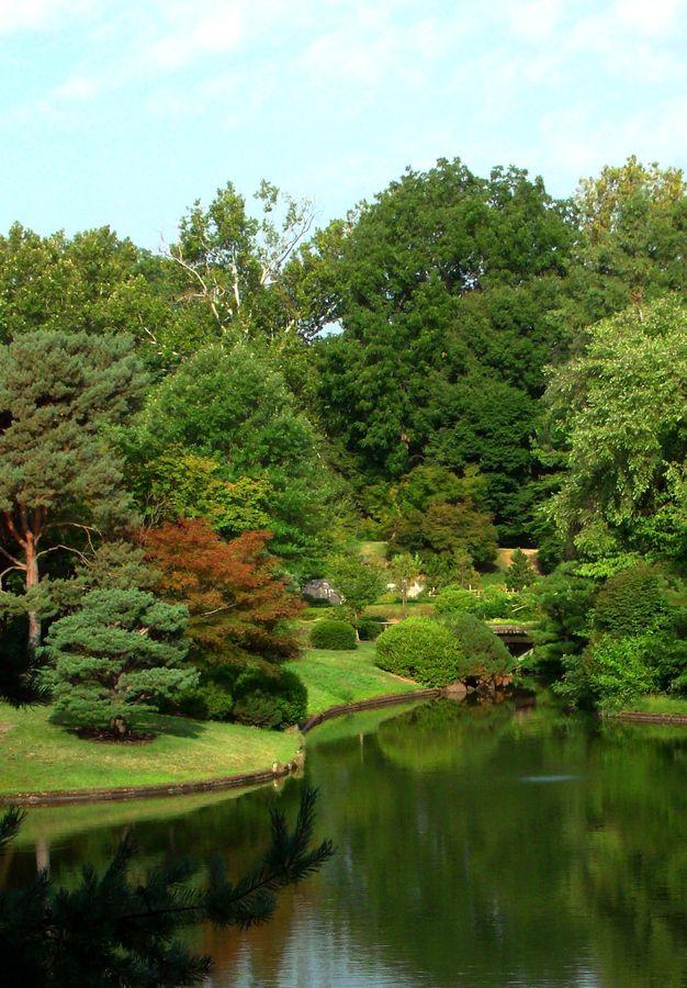 Missouri Botanical Gardens @Stéphane Rasselet. Louis, Missouri