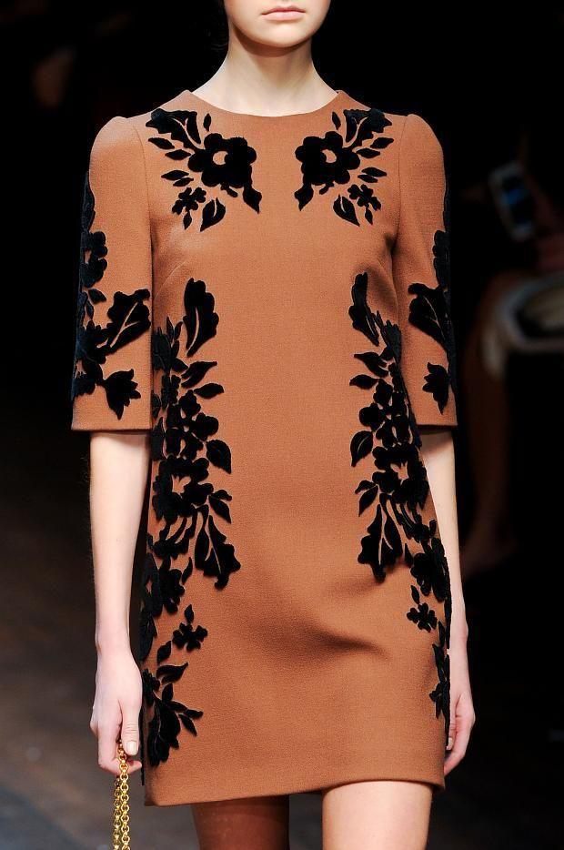 Dolce & Gabbana Autumn (Fall) / Winter 2014 + детали — Будьте в тренде!
