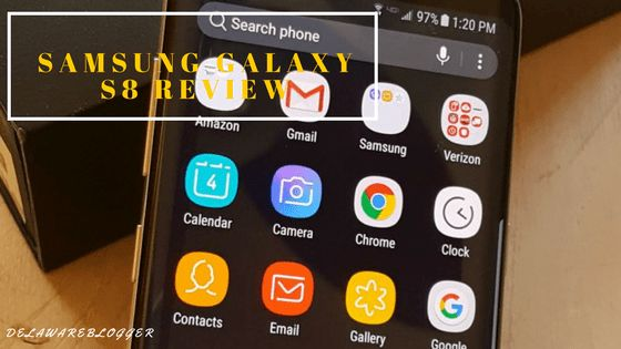#ProductReviewParty Pop Art & Bixby Voice Built into the Samsung Galaxy S8