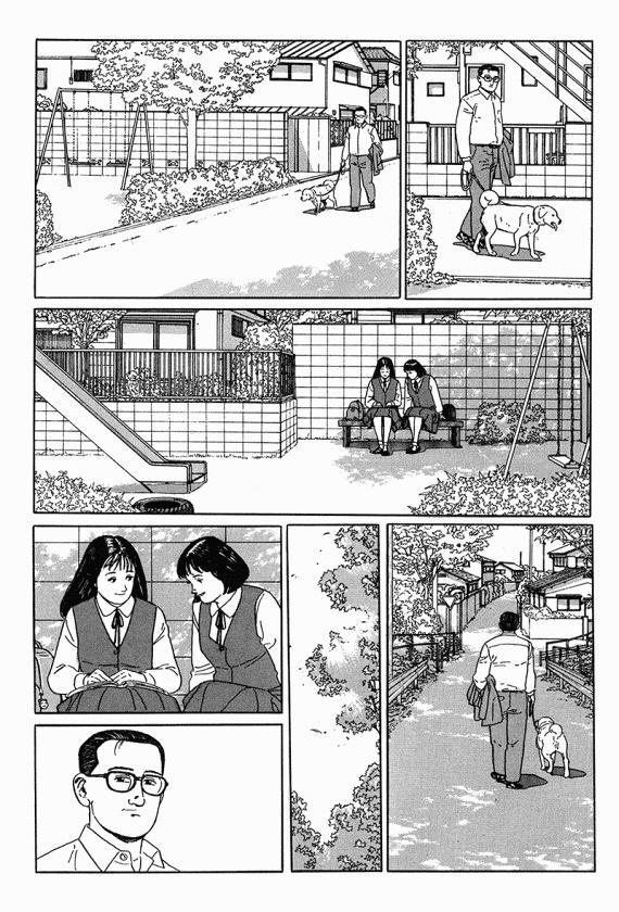 Jiro Taniguchi - Walking Man