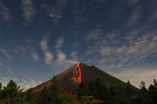 Le Volcan Arenal, Costa Rica | Arenal Observatory Lodge & Spa