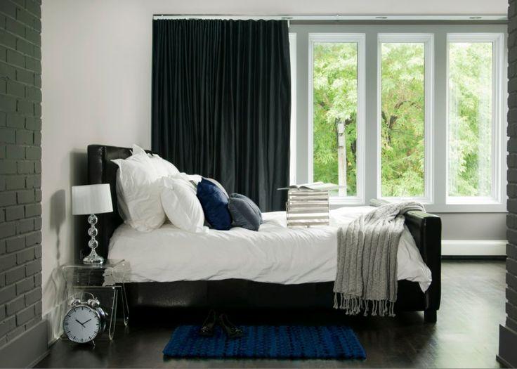 Une chambre raffinée à l'ambiance cosy