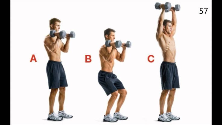 Spartacus Workout: this workout is efficient, and highly effective. Do it 3-4 times a week, and you'll see results.