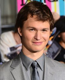 Ansel Elgort plays Gus in The Fault In Our Stars. He is amazing, very talented. I should see his other films too :)