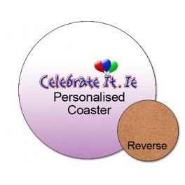 #PersonalisedItems make great gifts for all occasions like Birthday, Christmas, Valentine's Day, etc  #Personalisedcoasters are a fantastic idea for decorating party tables and unique #gifts idea. Just €2,99 Only!