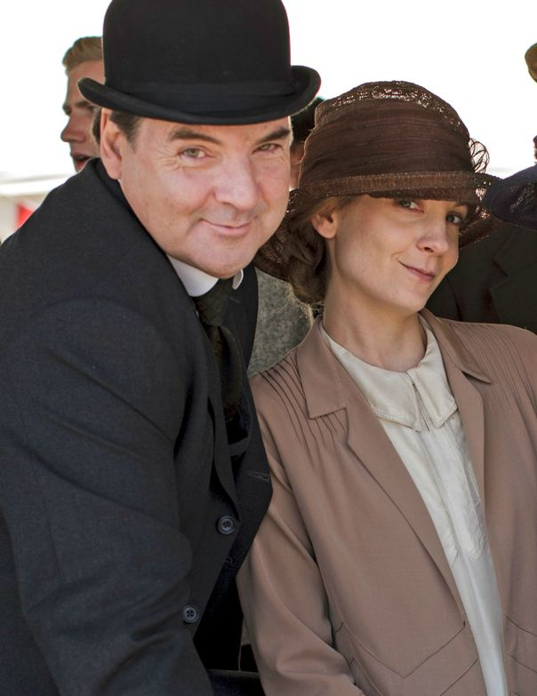 Downton Abbey Season 6 Episode 7 Behind the Scenes, Anna and Bates ..