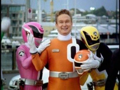 Deka Swan of Dekaranger/Kat Ranger of Power Rangers SPD was White with Orange. Description from henshingrid.blogspot.co.uk. I searched for this on bing.com/images