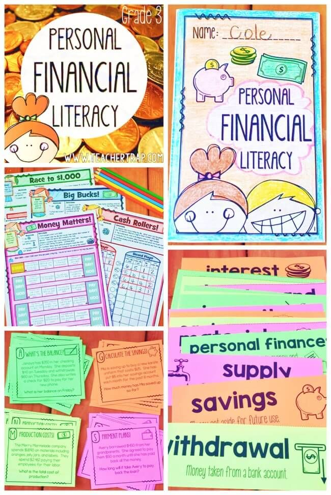 480 best FACS Financial Literacy images on Pinterest