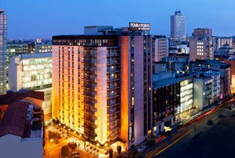 Four Points Milan Hotels: Four Points by Sheraton Milan Center - Hotel Rooms at fourpoints