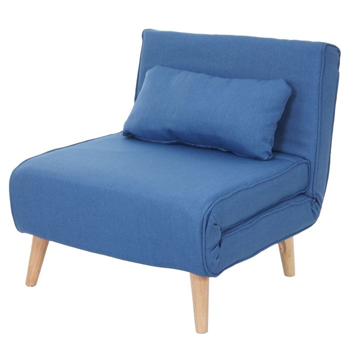 Schlafsessel Hwc D35 Schlafsofa Funktionssessel Klappsessel Relaxsessel Jugendsessel Sessel Stoff Textil Blau In 2020 Schlafsessel Sessel Relaxsessel