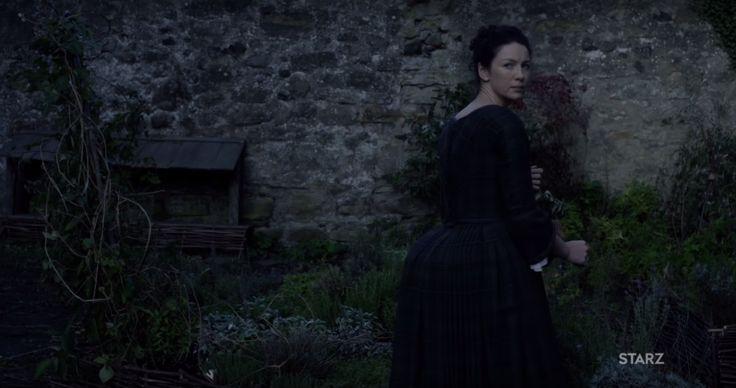 Caitriona Balfe on that Expected Reunion in 'Outlander' Season Three | Outlander TV News