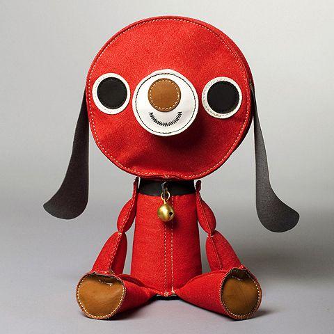 dog, toy