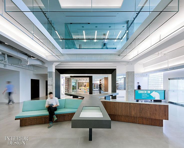 2013 BOY Winner  Large Corporate Office496 best Interior Design Office   Commercial Spaces images on  . Corporate Office Interior Design Magazine. Home Design Ideas