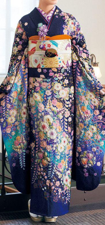 フルコーデ/美しいきものの世界 - 豊富な品揃えとハイセンスな小物のコーディネートで振袖人気NO1の店