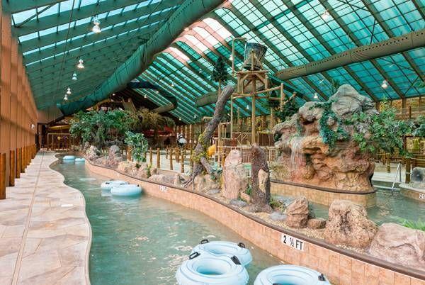 Westgate Smoky Mountain Resort Vacation Rental - VRBO 597138 - 2 BR Gatlinburg Condo in TN, Waterpark Fun at the Westgate Smoky Mountain Resort in This 2 Bedroom Condo #FamilyVacation