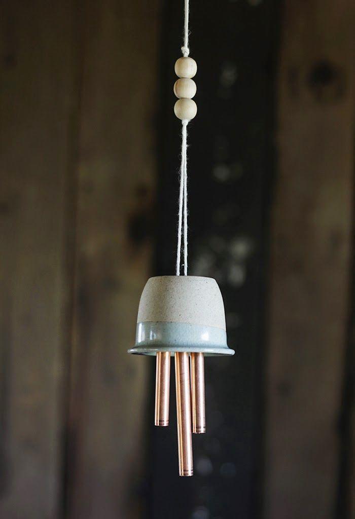 Ma maison au naturel: Fabriquez un carillon à vent                              …