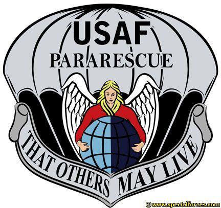Airforce Pararescue.