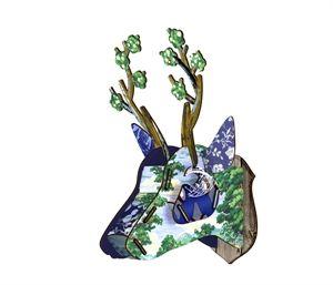 Miho - trofæ, Roe Rene