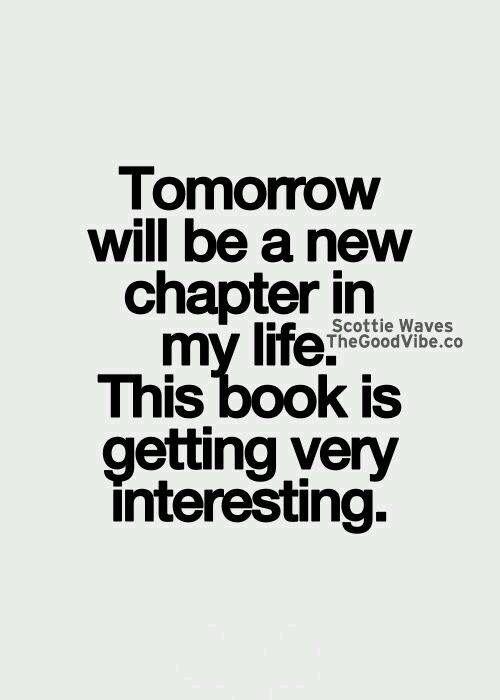 Starting a book