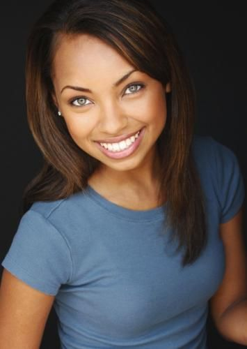 Logan Browning | VIBE I need at least one friendly, warm but professional shot like this